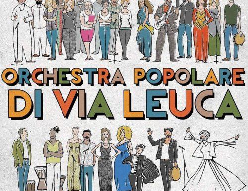 Galatina – Concerto dell'orchestra Popolare di Via Leuca