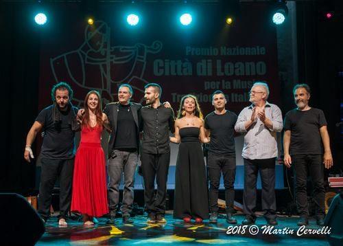 Il Canzoniere Grecanico Salentino Premio Loano per la Musica Tradizionale Italiana 2018 video