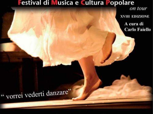 La Notte della Tammorra, festival di musica e cultura popolare Ravello 2018