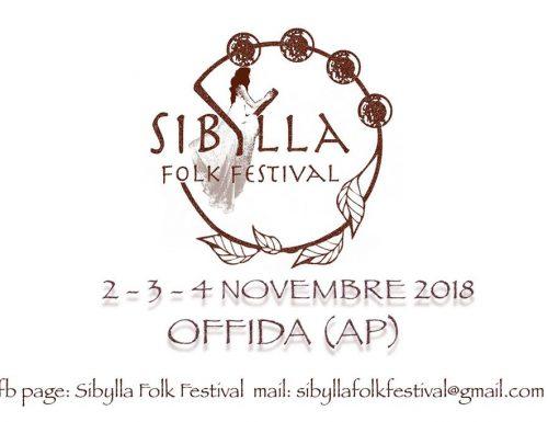 Sibylla folk Festival 2018