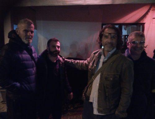 """""""Giulio Bianco"""" – Presenta: """"Di zampogna, partenza e poesia"""""""