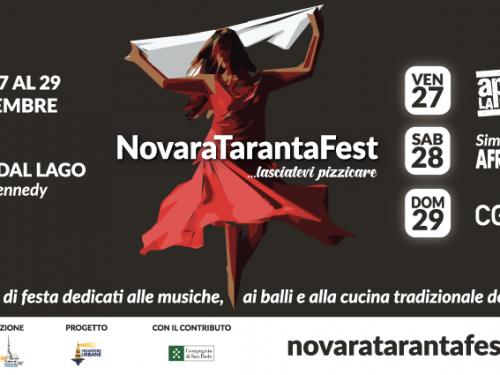 Novara Taranta Fest – Lasciatevi Pizzicare!