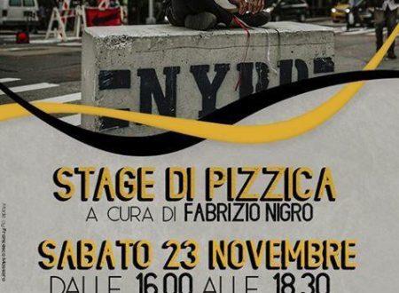 Etnodanza con Fabrizio Nigro a Campobasso