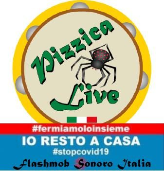 Flashmob Sonoro @PizzicaLive #iorestoacasa