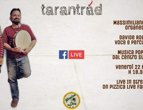 TaranTrad Live in Streaming on Pizzica Live – venerdì 22 maggio 2020 H 18.30